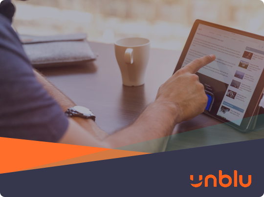 Taking conversations to the next level: Unblu's Roadmap to Conversational Banking